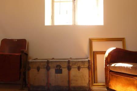 Maison de charme feu de bois ambiance décontractée - Saint-Valery-sur-Somme