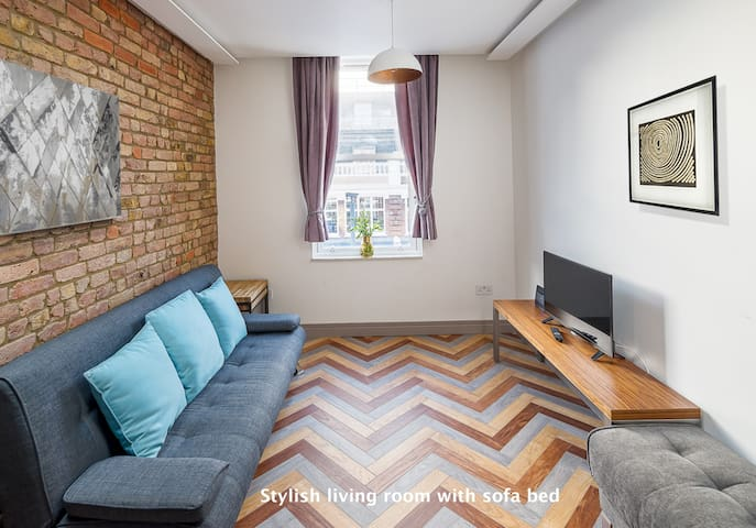 Elegant 1 bed flat in Kilburn London