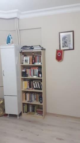 La maison est propre et pratique
