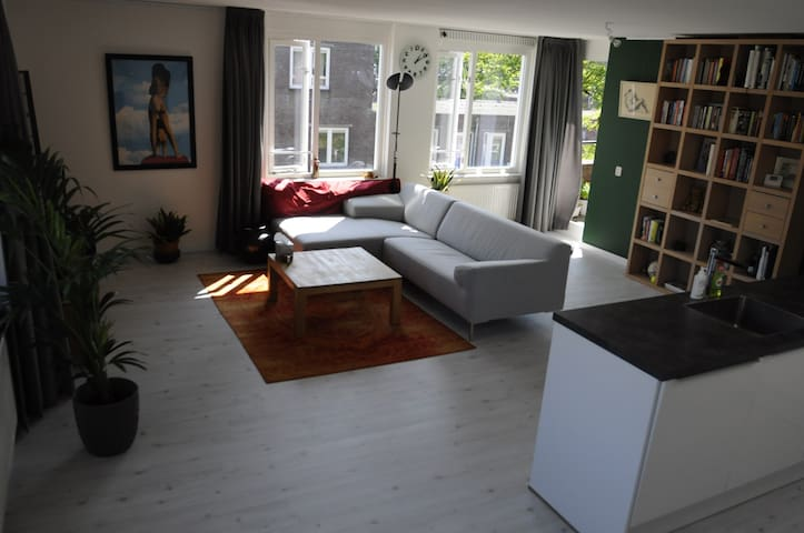 Comfortable & cosy apartment (east) - Amsterdam - Lägenhet