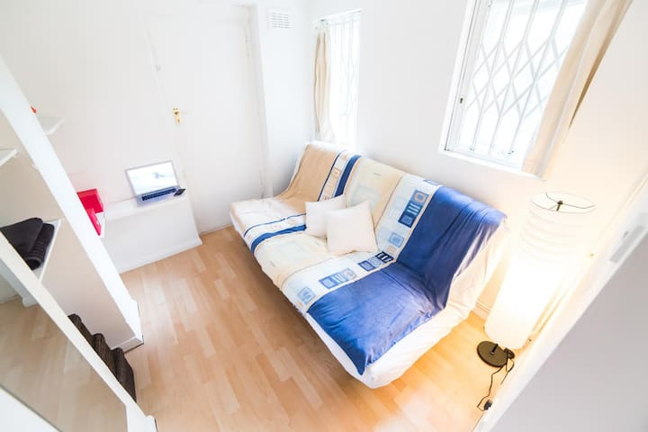 Single room close to central London - London - Hus
