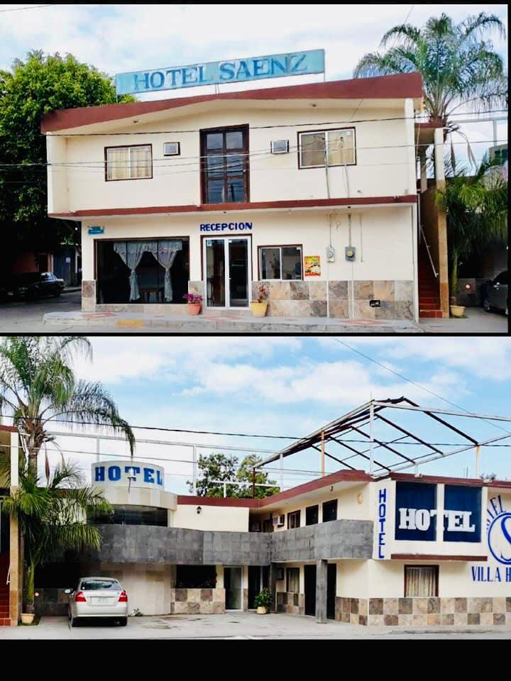 Hotel Saenz Villahercom