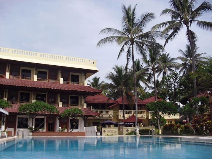 Bali Palms Resort Superior Room Ocean Views