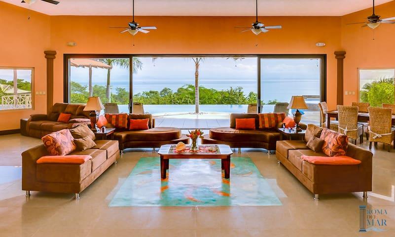 Villa Kay, Private Pool & Oceanview , Costa Rica