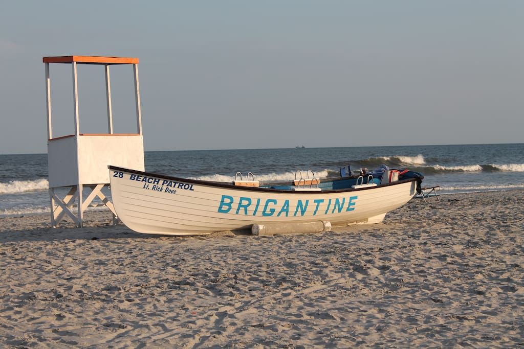 Welcome to Brigantine Beach! Paradise over the bridge. Just minutes from Atlantic City's best casinos!