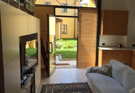 Delizioso appartamento indipendente - Castiglione Olona - Apartment