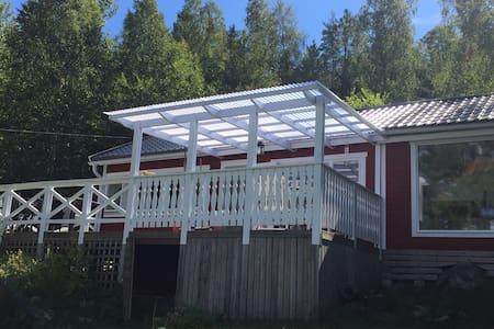 Fantastisk stuga i Näs/Grödinge - Botkyrka S