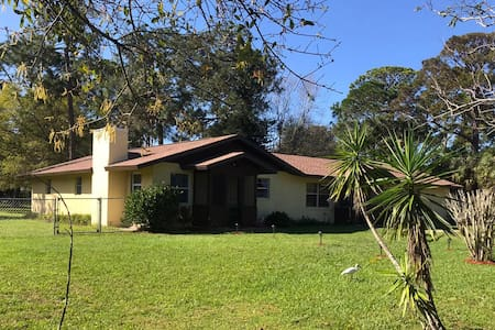 Peaceful and Cozy Guest House in Cocoa FL