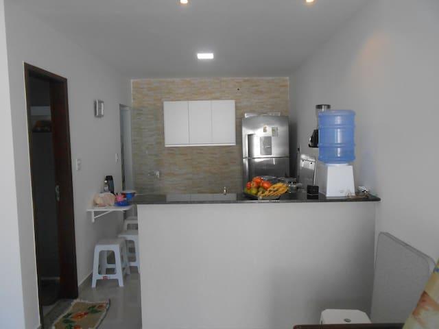 3º sanit. cozinha e área serv.