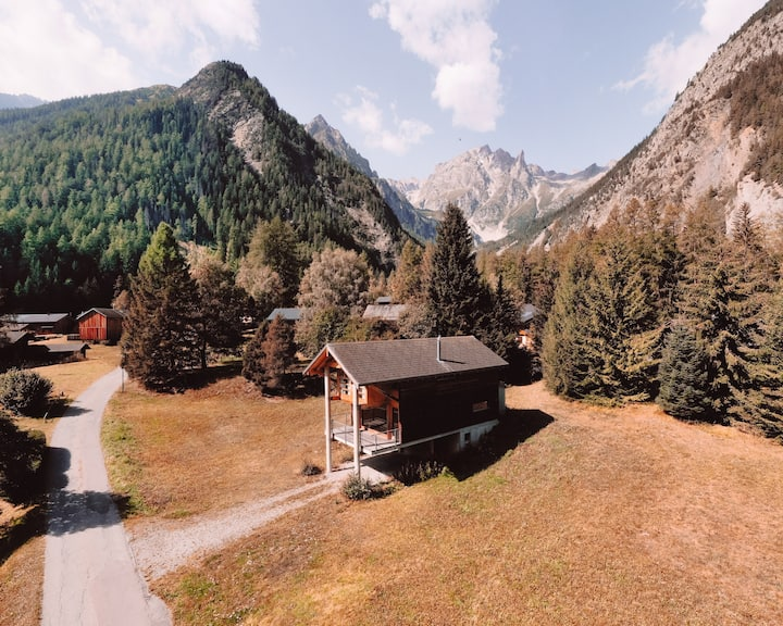 Beautiful contemporary chalet - Val Ferret