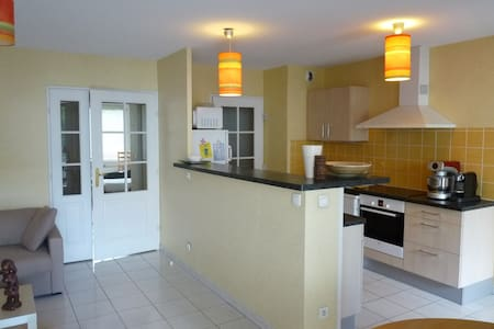 Appartement T2 avec balcon - Wohnung