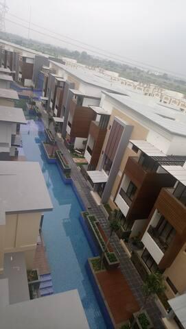 Apartemen di AEON ICE BSD City Serpong Tangerang
