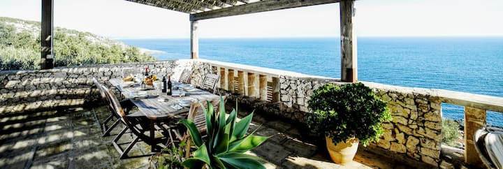 Stunning Villa by the Sea Salento Sealovers
