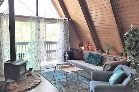 Cozy Getaway Cabin