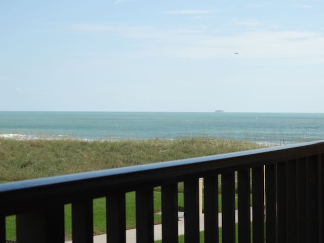 OCEAN VIEW #205 AT COCOA BEACH!