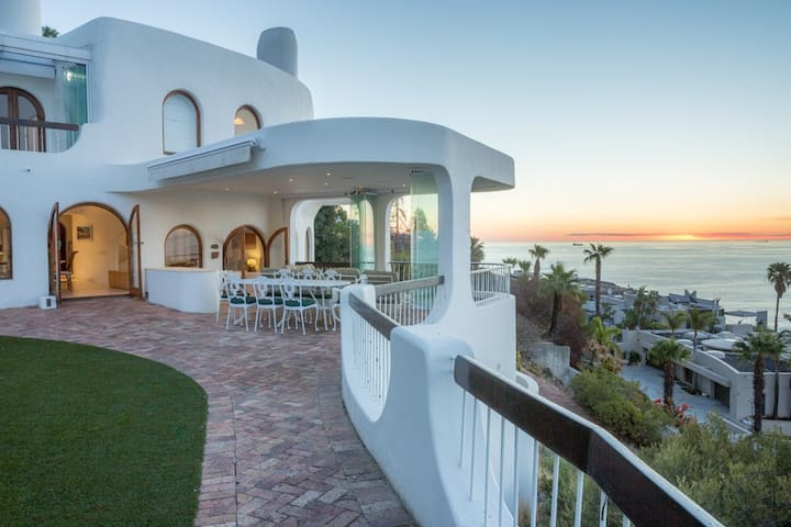 Odyssey: Spacious Home and Panoramic Ocean Views