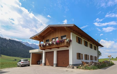 Amazing home in Walchsee with WiFi and 4 Bedrooms