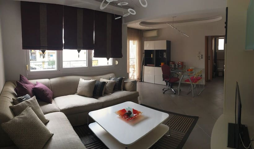 Modern fully equipped apartment