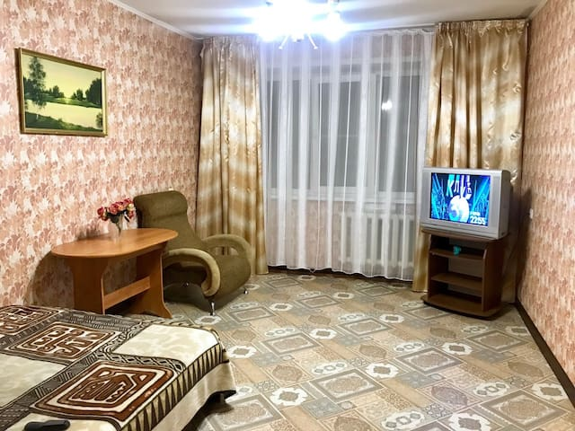 Уютная квартира в районе Электроконтакт