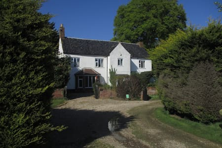 Double en-suite room in period property close to Norwich and Norfolk Broads