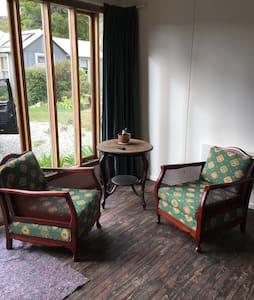 Village Vineyard Corrie Iron Studio - Bannockburn - Бунгало