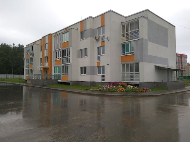 """Апартаменты """"Сакраменто"""" - Balashikha - Departamento"""