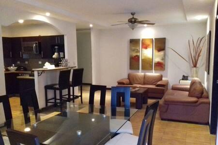 2 Room Apt. Furnished in San Pedro3 - San Pedro Garza García