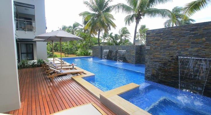 Denarau Island Home with a View
