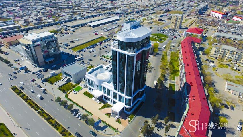 Sumgayit Plaza Hotel