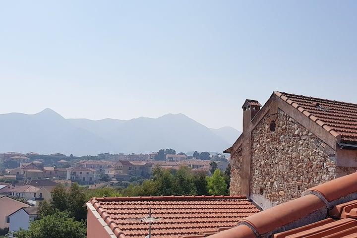 Beautiful Ligurian apartment in Borgo Castello