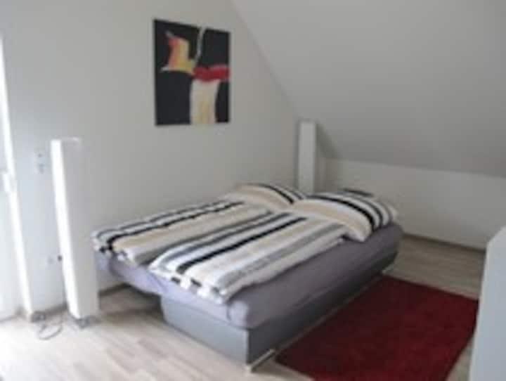 Modernes 1 Zi. Apartment für 1-2 Pers.