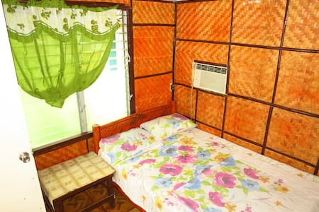 ASDC Native Cozy Fan Room for Budget Travelers!!! - Bauan - Penzion (B&B)