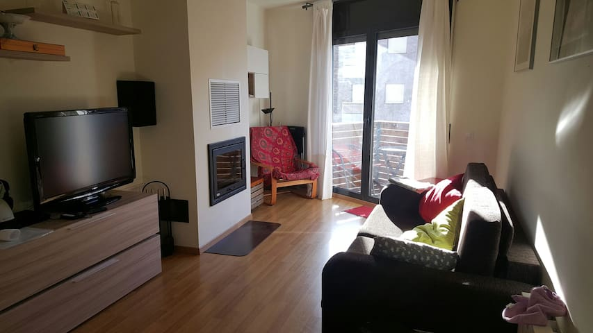 New apartment near Cadi - Bagà - Leilighet