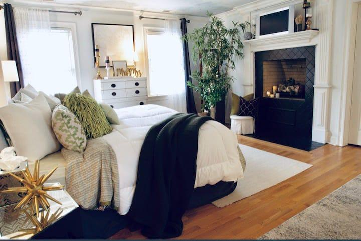 Weston/Westport private summer suite.