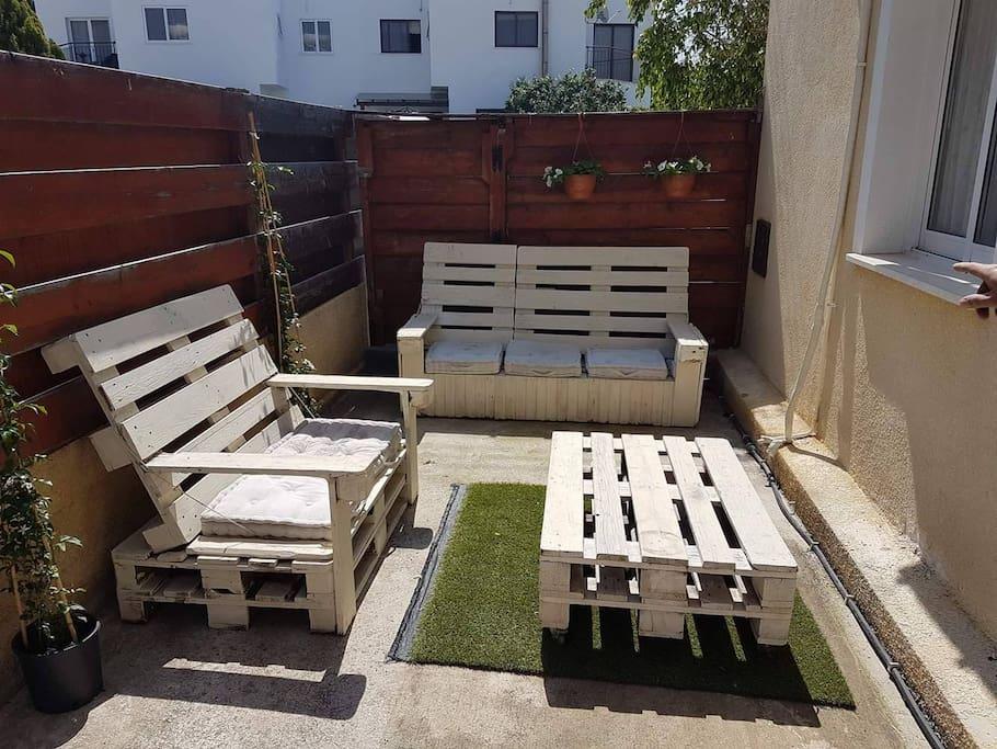 Outside Garden Furniture