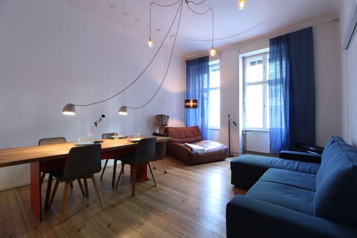Stylish Berlin Kreuzberg/ Neukölln Apartment