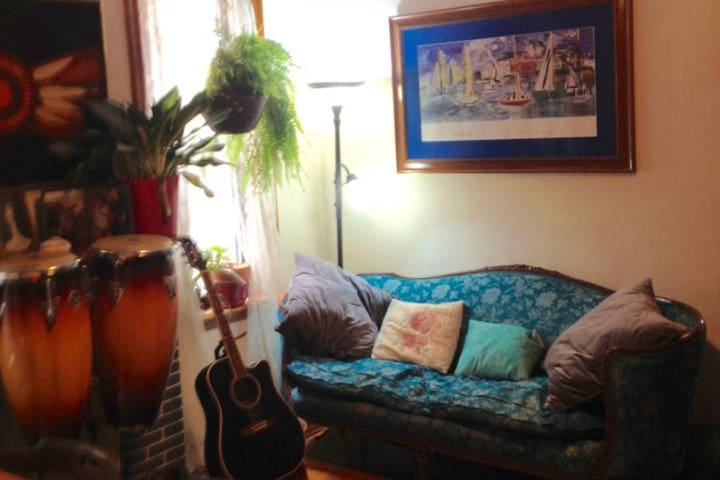 Quiet Park Slope Apartment - Brooklyn - Apartment