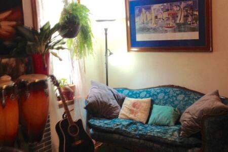 Quiet Park Slope Apartment - Brooklyn - Apartment