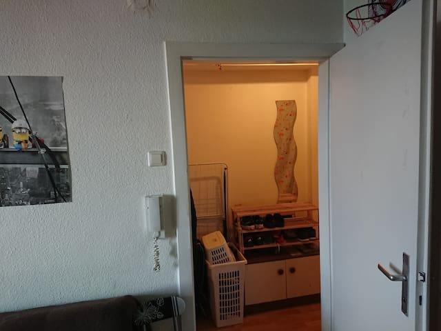 Private One Bedroom apartment near city center