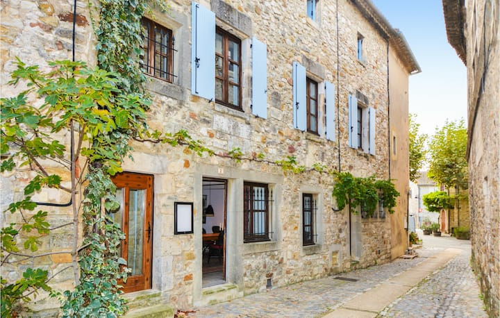 Semi-Detached with 5 bedrooms on 200m² in Aiguèze