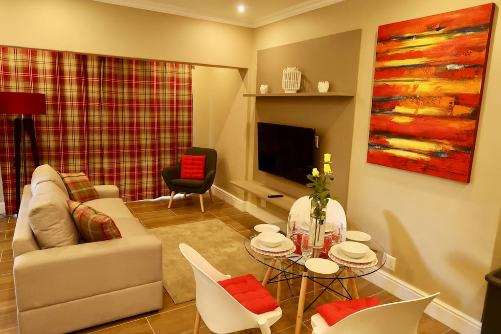 Lovely lounge and dinning table