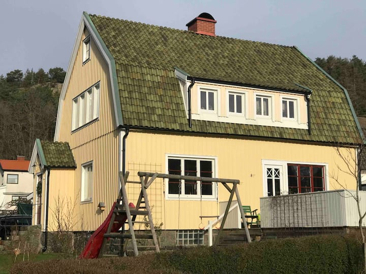 1920's villa close to nature and Gothenburg
