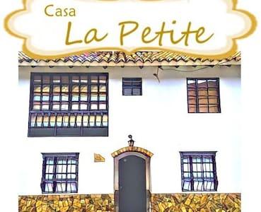 Habitación Estandar 1 Casa La Petite - Villa de Leyva