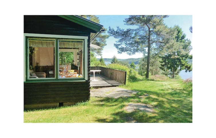 Holiday cottage with 2 bedrooms on 70m² in Munkedal