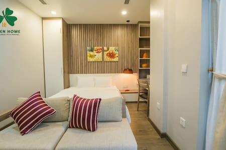 GreenHome Standard Studio Apartment