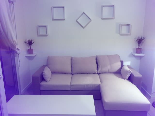 Appartement cosy design neuf,  tout option