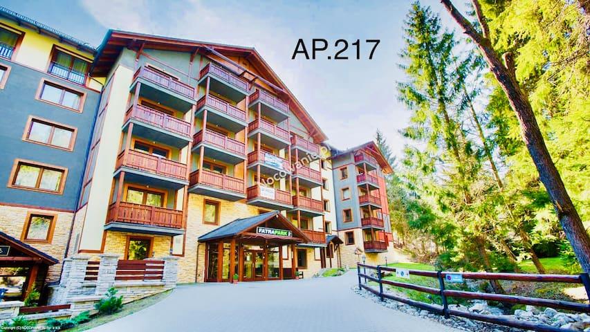 Malino Brdo-apartment v horskem rezortu Fatrapark2