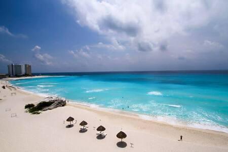 CANCÚN CONDOMINIOS CARISA & PALMA ZONA H KM9.5 - Cancún