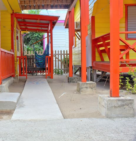 Julia's Cabanas: Room #2