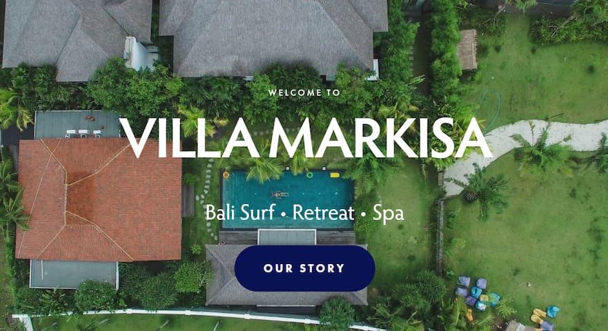 Lux Villa- BIG Private Pool, Surf, La Brisa, 8 pax